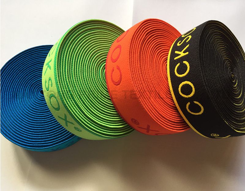 Jacquard Colurs elastic -- Manufacturer