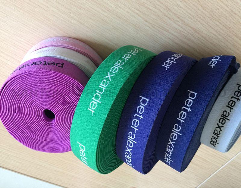 Jacquard bright color  elastic -- Manufacturer