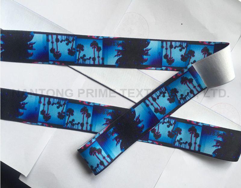 Fashion printing elastic --Manufacturer.