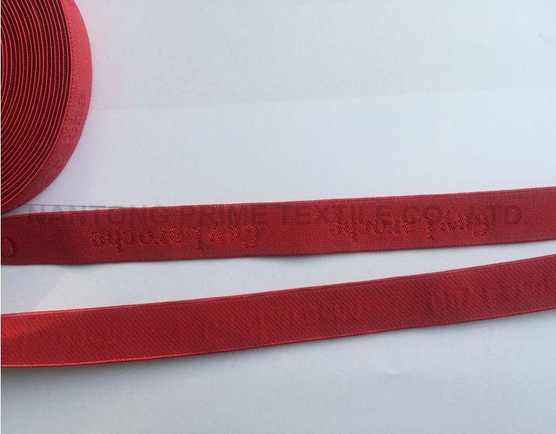 Jacquard Shoulder strap