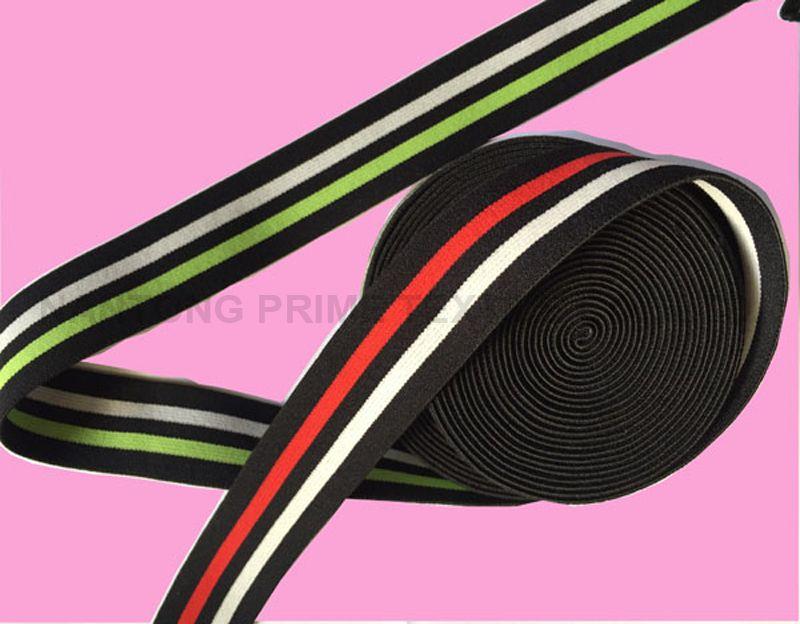 Children color strip elstic-- Manufacturer