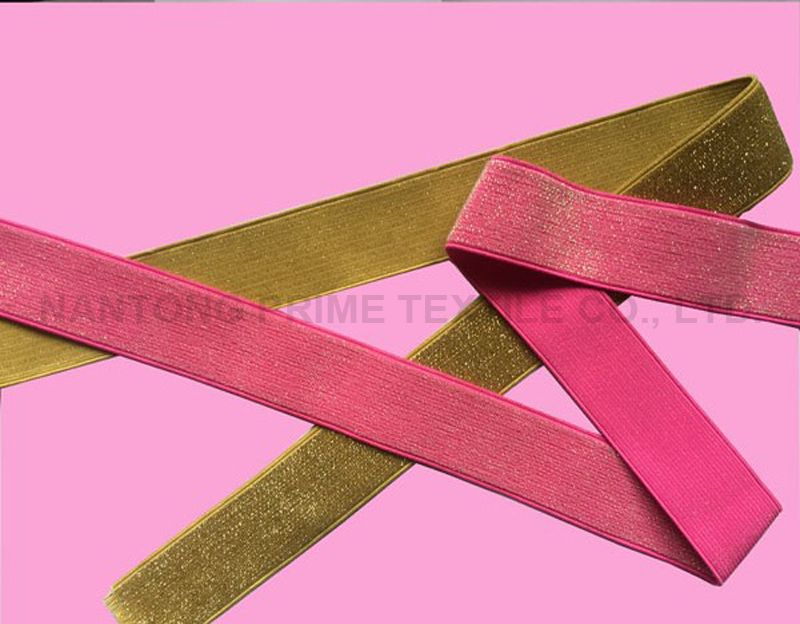 Bright glitter elastic-- Manufacturer