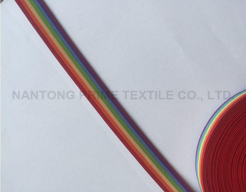 Rainbow  webbing---Manufacturer
