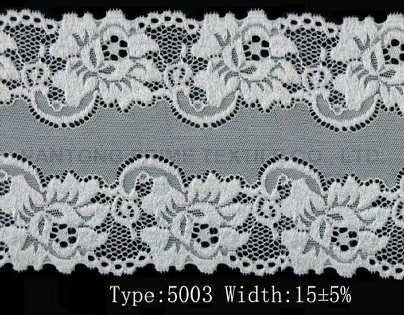 wedding dress stretch lace